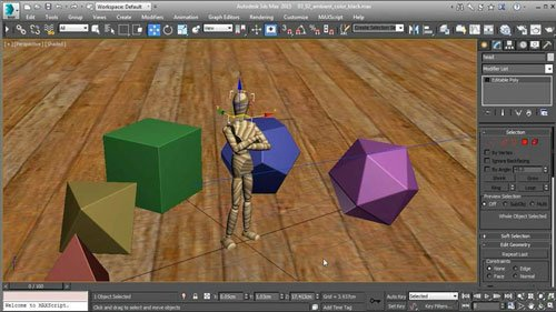 3ds Max and Maya Integration with Aaron F. Ross