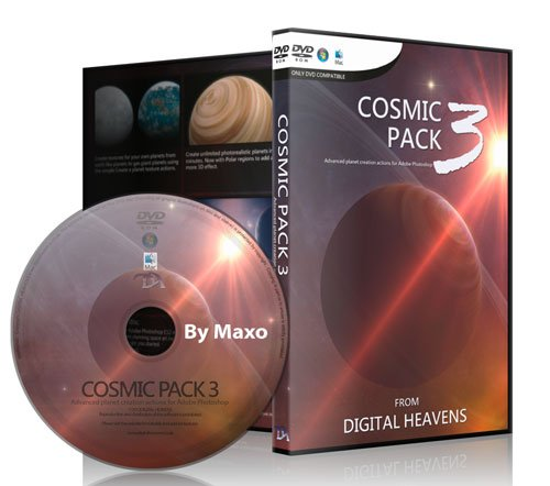 DigitalHeavens - Cosmic Pack 3