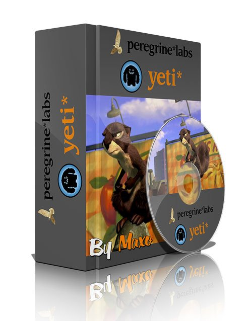 Peregrine Labs Yeti v1.3.17 For Maya 2013 - 2015 Win/Mac/Linux