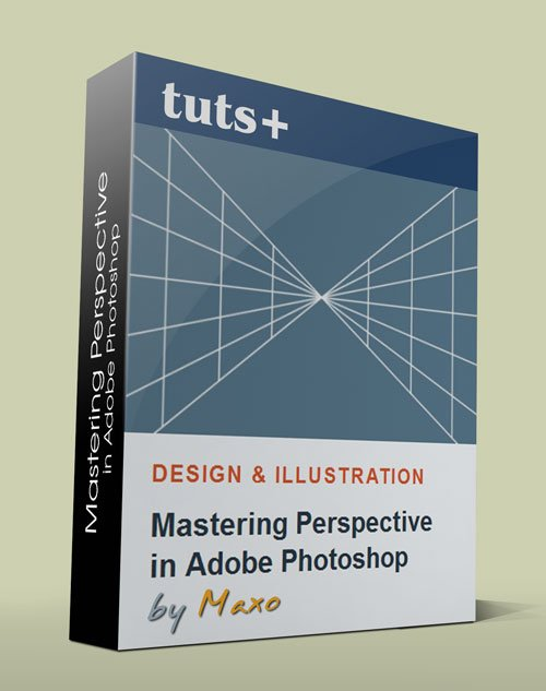 Tuts+ Premium - Mastering Perspective in Adobe Photoshop