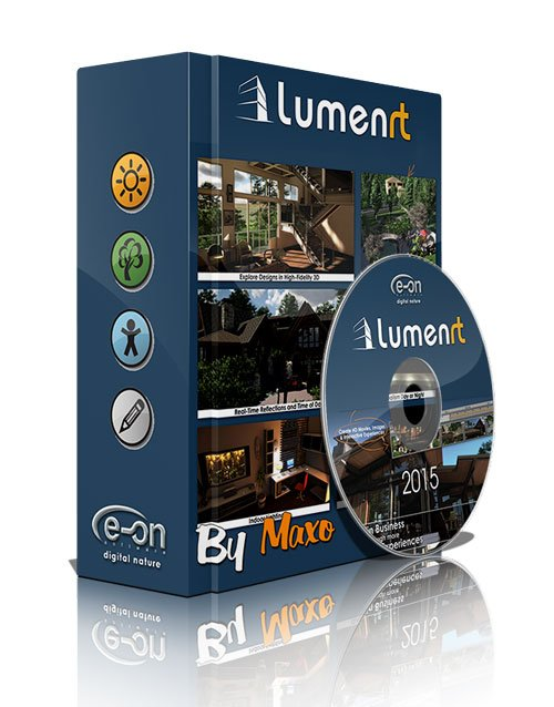 E-on Software - LumenRT Studio 2015