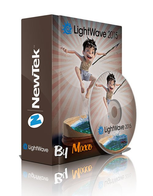 Newtek Lightwave 3D v2015.1 Win/Mac-XFORCE