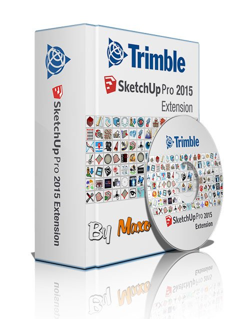 SketchUP Pro 2014 - 2015 Extension