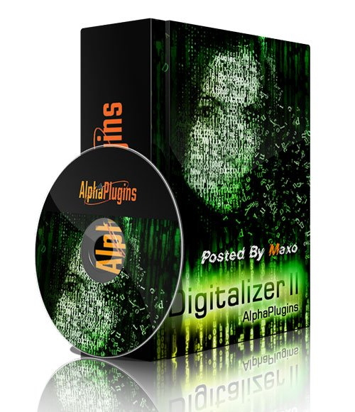AlphaPlugins Digitalizer II 2.2 for Photoshop