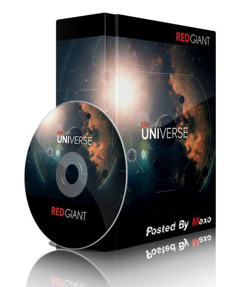 Red Giant Universe v1.3.1 Premium Mac
