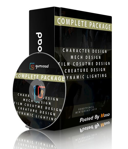 Gumroad - COMPLETE PACKAGE - Mentorship Lessons 2014 by Anthony Jones