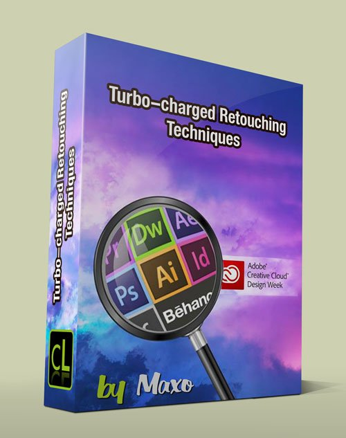 CreativeLIVE - Turbo-charged Retouching Techniques