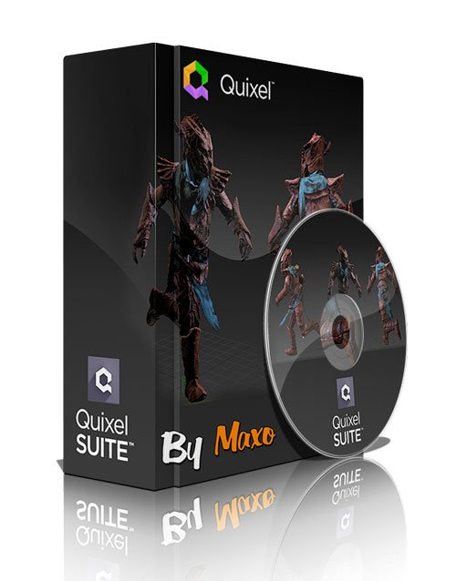 Quixel SUITE v1.8 with Status & Stability Win64
