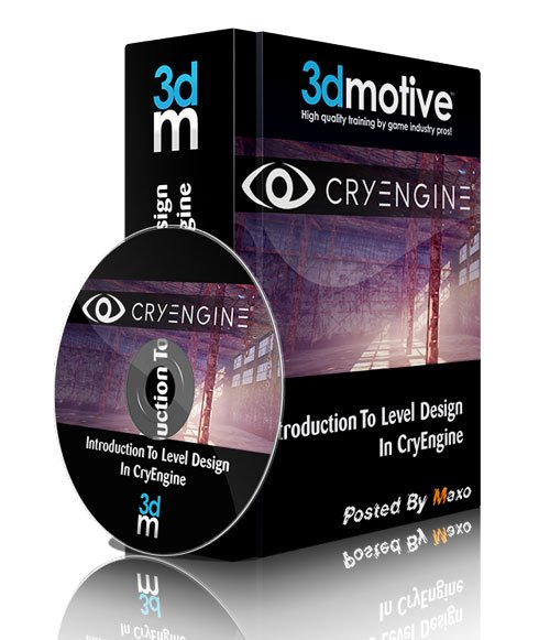 3DMotive - Introduction To Level Design In CryEngine Volume 3