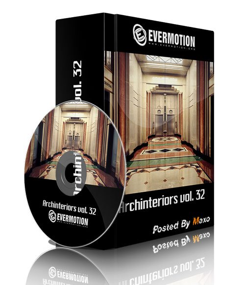 Evermotion - Archinteriors vol. 32