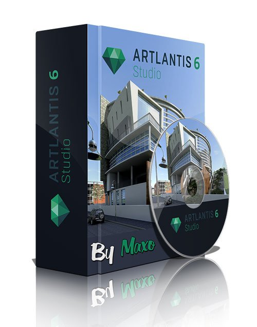 Abvent Artlantis Studio v6.0.2.1 Multilingual WIN64