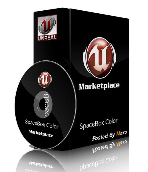 Unreal Engine 4 Marketplace - SpaceBox Color