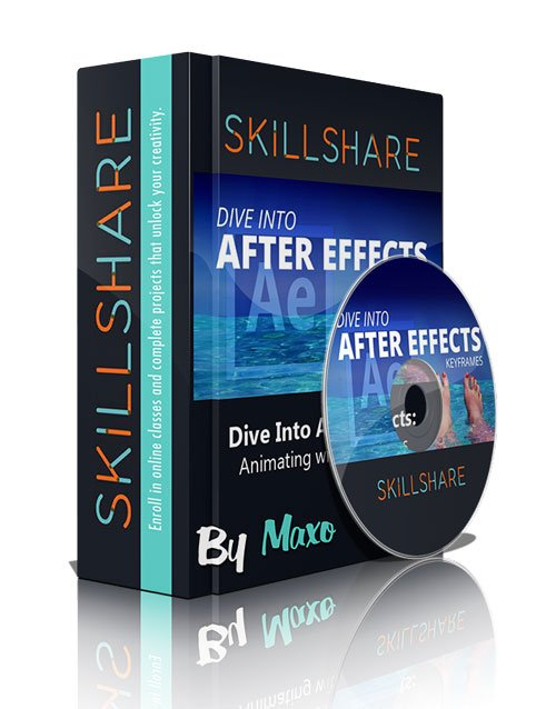 SkillShare - Dive Into After Effects: Animating with Keyframes