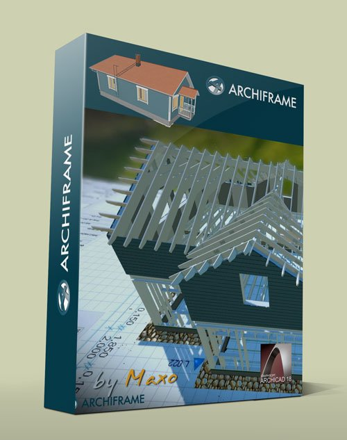 Archiframe 21 11 2014 for Archicad 18