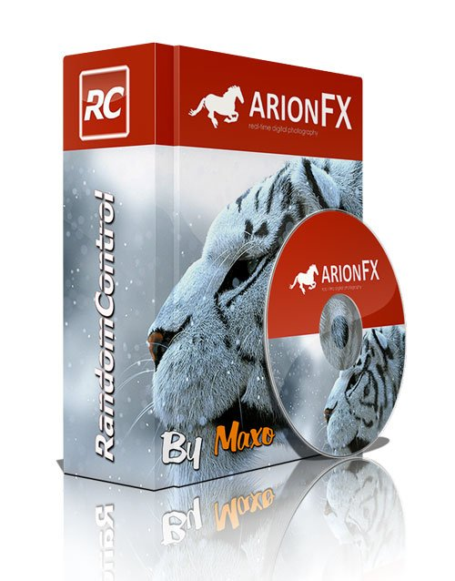 RandomControl ArionFX v3.0.5 for Photoshop