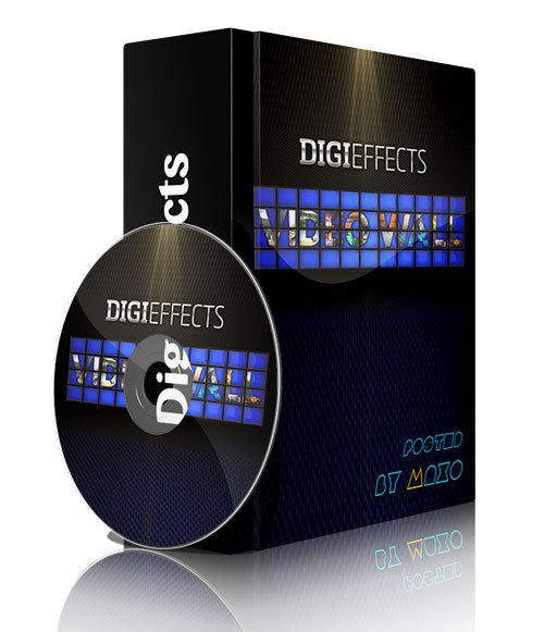 DigiEffects Video Wall v1.0.0 for AE
