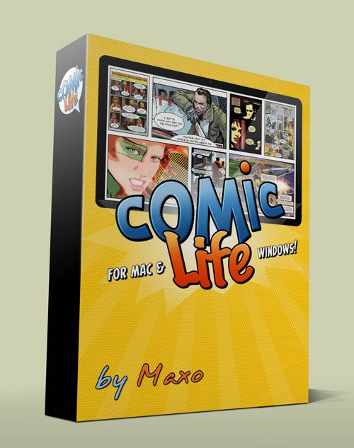 Plasq Comic Life 3.1 Win