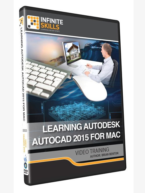 O'Reilly - Learning Autodesk AutoCAD 2015 For Mac Training Video