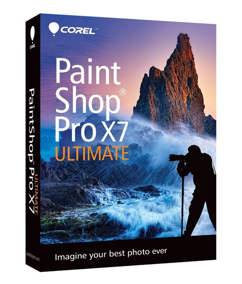Corel PaintShop Pro X7 17.3.0.30 Retail Multilingual