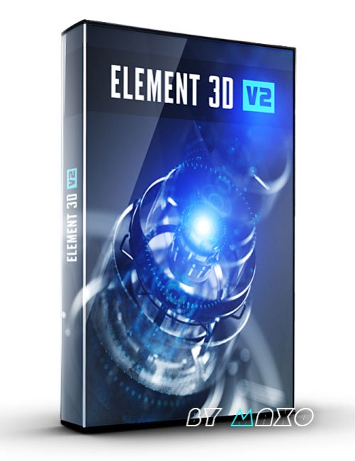 Element 3D v2.0.7 Build 2008 Plugin for After Effects Win/Mac