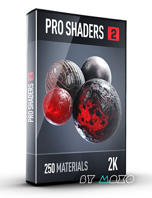 Video Copilot - Pro Shaders 2 for Element 3D V2 Win/Mac