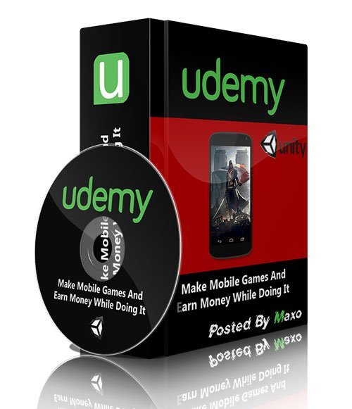 Udemy - Make Mobile Games And Earn Money While Doing It