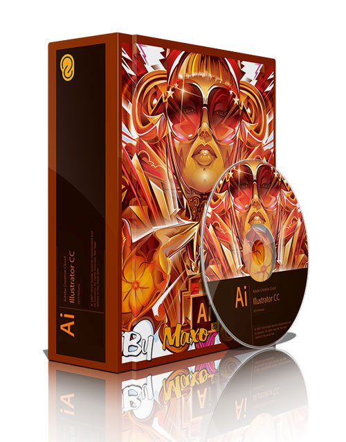 Adobe Illustrator CC 2015 19.0.0 Multilingual Win64