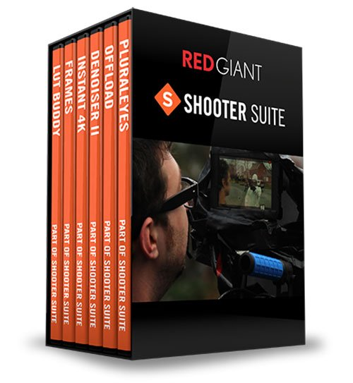 Red Giant Shooter Suite v12.7.1 Win/MacOSX