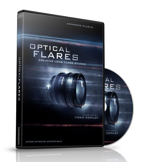 VideoCopilot Optical Flares v1.3.5 Win64