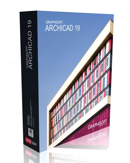 GraphiSoft ArchiCAD 19 Build 3003 MacOSX
