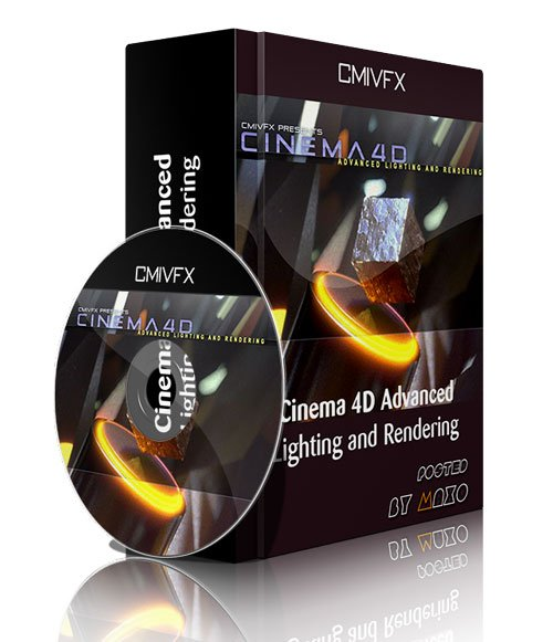 cmiVFX - Cinema 4D Advanced Lighting and Rendering