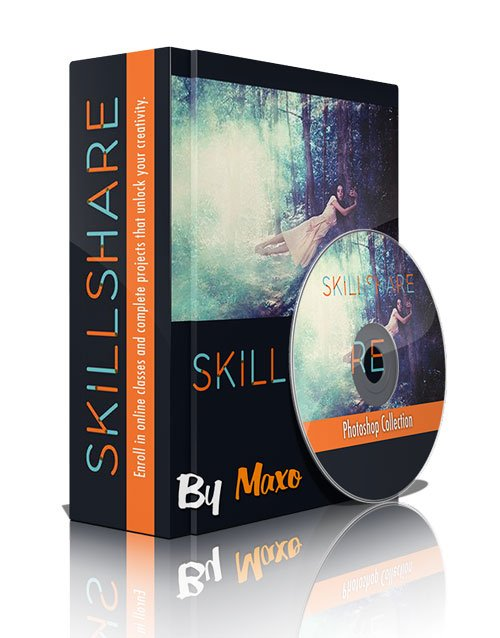 SkillShare - Photoshop Collection