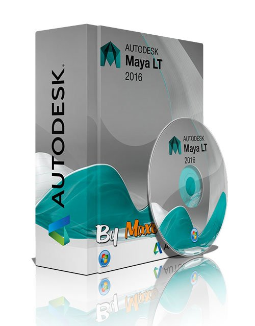 Autodesk Maya LT 2016 SP1 Win/Mac