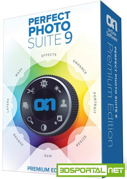 onOne Perfect Photo Suite 9.5.0.1644 Premium Edition Win/Mac
