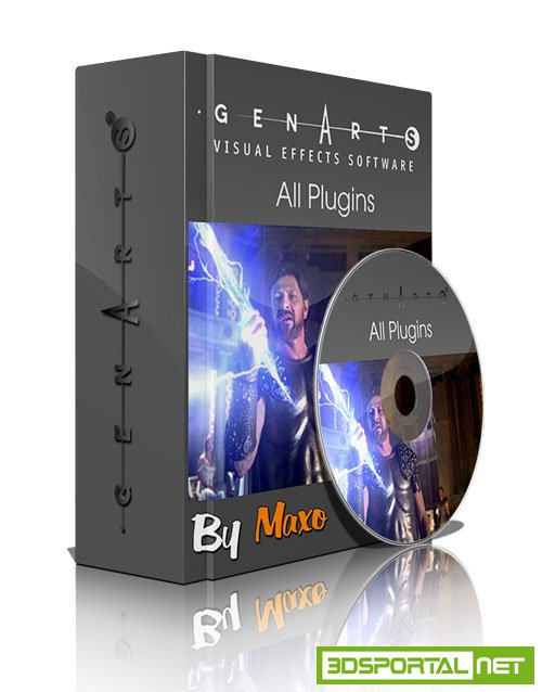 Genarts PlugIn Collections Win/Mac/Linux