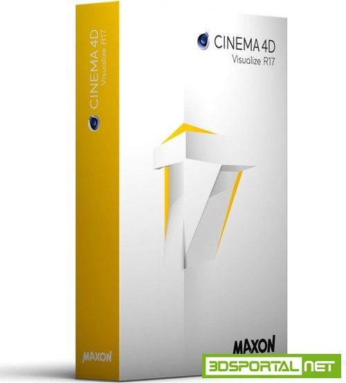 Maxon Cinema 4D R17 Win/Mac