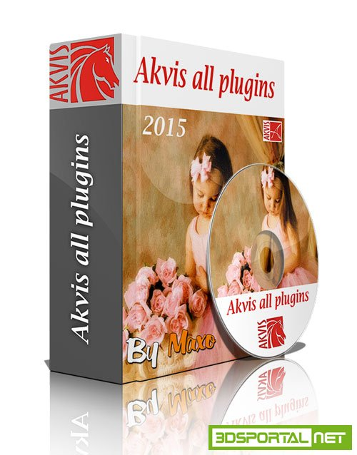 AKVIS Plugins Bundle 2015 for Photoshop (12.09.2015)