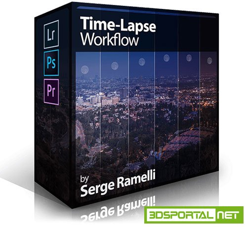 PhotoSerge - Time-lapse Workflow