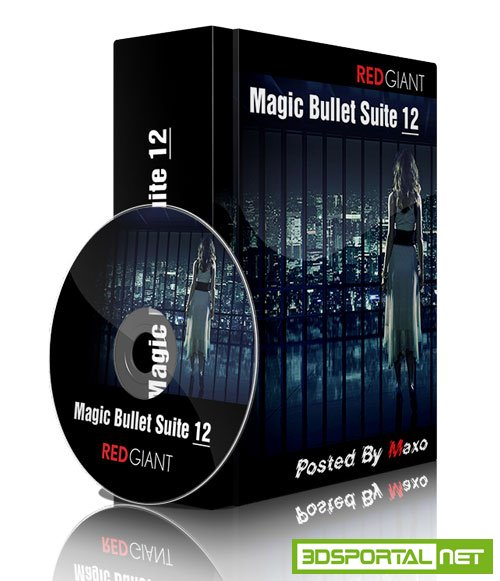 Red Giant Magic Bullet Suite v12.1.1 CE WIN