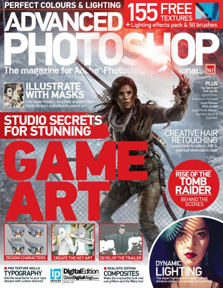 Advanced Photoshop - Issue 141, 2015