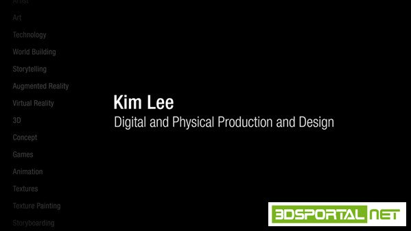 Kim Lee: Digital and Physical Production and Design