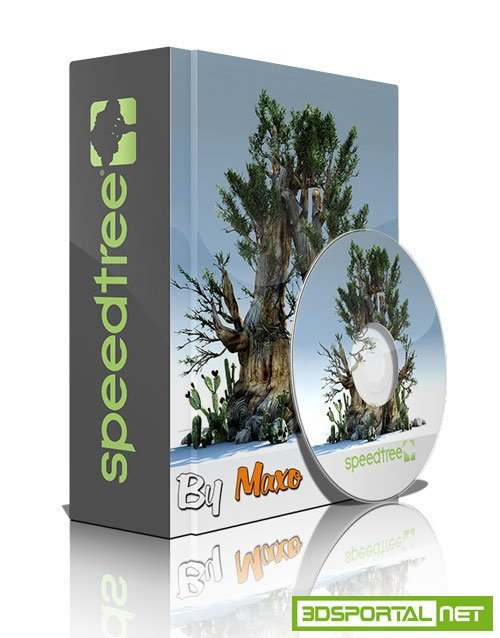 SpeedTree for UE4 Subscription 8 3 0 » 3Ds Portal - CG