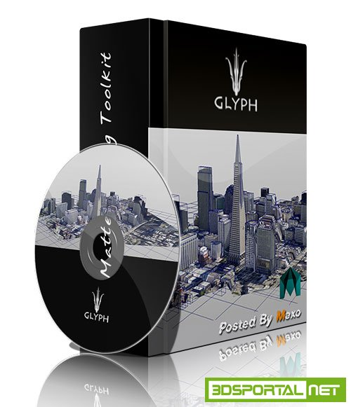 Glyph Software MattePainting Toolkit For Maya 2016 v3.1.1 Win/Mac/Linux