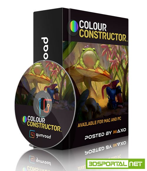 Gumroad - Color Constructor 0.1.8 Win/Mac