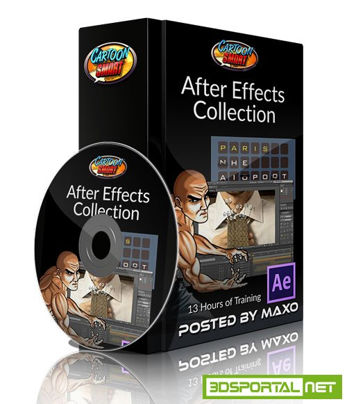 CartoonSmart - Classics - The After Effects Collection