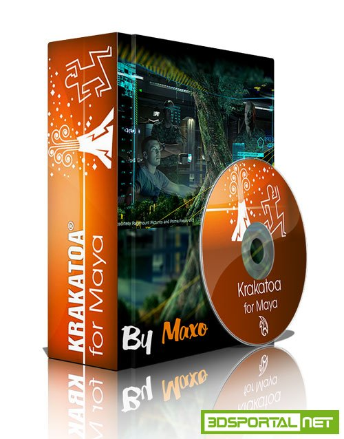 Thinkbox Krakatoa MY v2.4.3.59396 Win/Mac/Linux