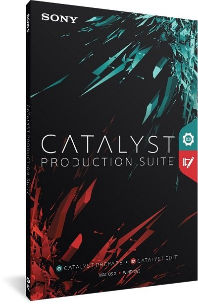 Sony Catalyst Production Suite v2015.1.1.159 Win/Mac
