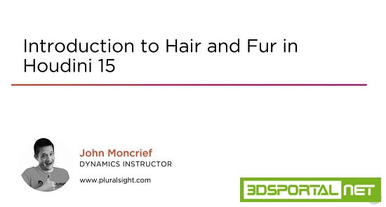 Introduction to Hair and Fur in Houdini 15