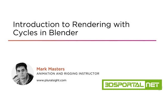 Introduction to Rendering with Cycles in Blender