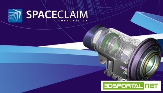 ANSYS SpaceClaim 2016 SP1.0 Win